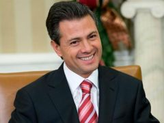 Excellent news for Peña Nieto