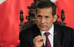 President Humala faces strong resistance to development projects from indigenous peoples