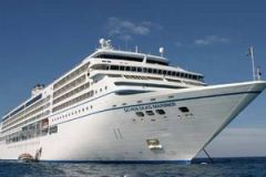 The Seven Seas Mariner and Regatta were due on early February