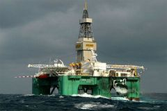 The Leiv Eiriksson rig will soon