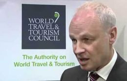 David Scowsill, president of the World Travel & Tourism Council