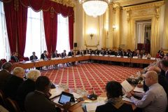 BOT Joint Ministerial Council meeting in London