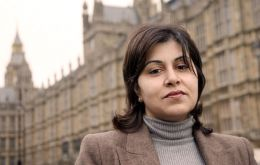"Foreign Office Minister Baroness Warsi: ""we believe in a Council that is not bogged down by politics"""