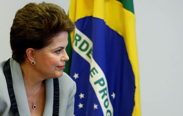 If Dilma wants a second term she should get a new economic team, suggests The Economist