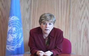 ECLAC head Alicia Bárcena said the challenge now is for deep structural change and slowing domestic demand stimuli