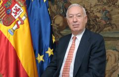 Minister García-Margallo repeated that London and Madrid would discuss Gibraltar waters row on bilateral