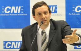 Renato da Fonseca, CNI executive-manager says report explains why Brazilian industry is losing markets abroad