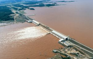 Hydro is the main source of power in Uruguay
