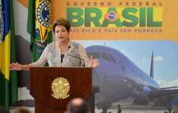 President Rousseff implements more measures to prop the economy