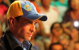 Henrique Capriles understands that the president-elect can also take the oath before the Supreme Court