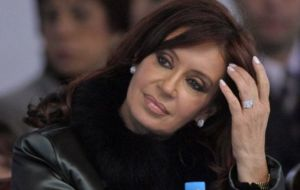 The Argentine president suffers from chronic arterial hypotension