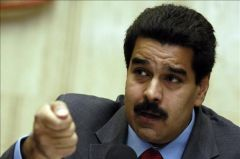 The resolution empowering Maduro and signed by Chavez 9 December was only made public this week