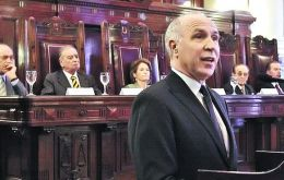 Ricardo Lorenzetti, president of the Argentine Supreme Court