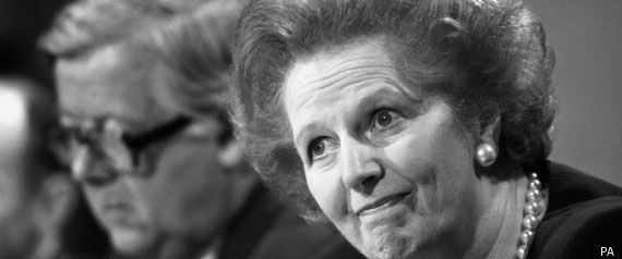"""PM Thatcher """"never, never expected"""" Argentina to invade the"""