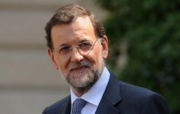 Some good news for President Rajoy