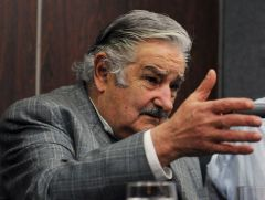 Mujica reasonably optimistic about the Uruguayan economy this year