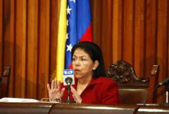 "Chief Judge Luisa Morales: ""as president re-elect"