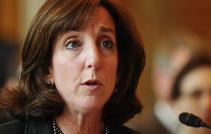 Roberta Jacobson in close contact with Latinamerica colleagues