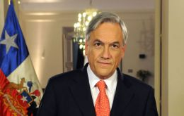President Piñera sent two ministers to talk with the Mapuche people