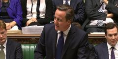 "One third of Cameron's parliamentary party drew up the ""Manifesto for Change"""