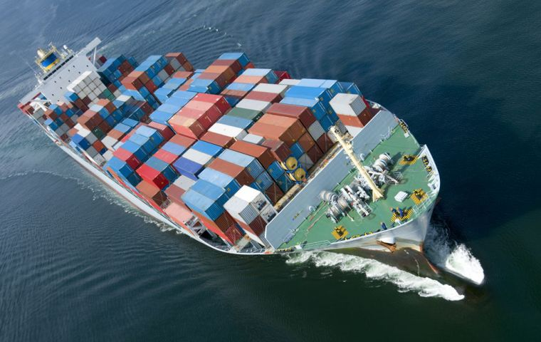 Global trade of goods and services is expected to accelerate, expanding by 6% in 2013 and 7% by 2015.