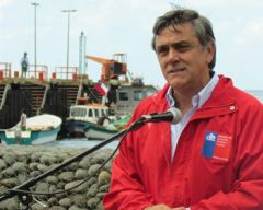 Economy minister Pablo Longueira. No repeat of the of the ISA crisis again
