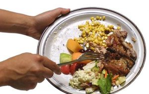 Food waste is not only immoral but strains water and soil resources according to UK IMechE Institute
