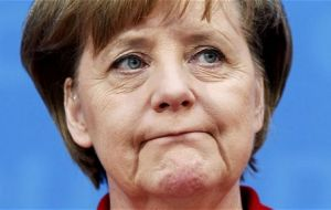 Black Sunday for Merkel who also lost control of the Bundesrat to SPD