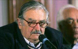 Uruguay President Mujica as chair of Mercosur has confirmed attendance