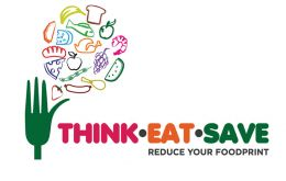 """Think-Eat-Save Reduce Your Food-print"" is the name of the campaign"