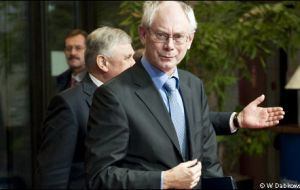 The role of Brazil will be essential for the agenda at the Celac summit, believes the EU delegation that also includes European Council president Van Rompuy