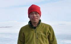 Professor Yuuki Watanabe from Japan's National Institute of Polar Research