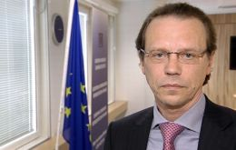 EU Taxation Commissioner Semeta said the tax, strongly rejected by the UK could yield up to 57 billion Euros a year