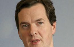 "Labour accused Osborne of being ""asleep at the wheel"""