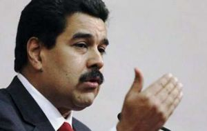 Maduro is expected to deliver a hand-written letter from Hugo Chavez