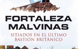 The cover of 'Fortaleza Falklands' contains 'a few surprises' for the Argentines
