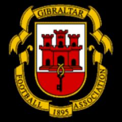 Crest of Gibraltar Football Association founded in 1895