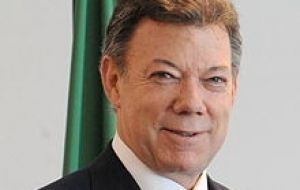 President Santos: the most ambitious and important integration process