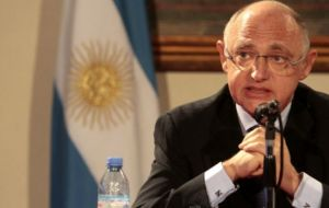 Minister Timerman expected in London next week