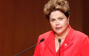 Despite repeated fiscal stimuli President Rousseff still faces an economy with modest performance