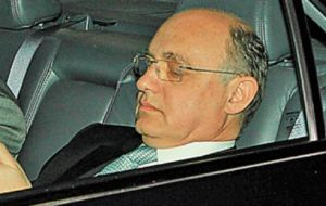 Timerman accused Clarin of publishing 'false' news
