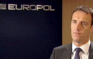 Rob Wainwright, Director of Europol will be sharing the results of the investigation with UEFA President Platini