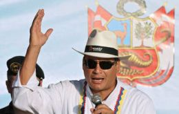 The presidential election is scheduled for February 17 and Correa has no serious rival