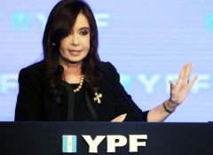 Cristina Fernandez seized the majority of YPF in April 2012