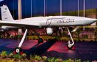 The Falcao unmanned aircraft that Avibras has developed for Brazil's Air Force