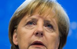 "Chancellor Merkel, ""it gives us the ability to plan with a view to growth and employment"""