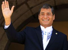 President Correa has brought political stability and economic growth