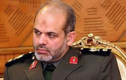 "Iran Defence Minister at the centre of the controversy: ""questioning of an Iranian official is totally false"""