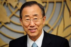 Secretary General Ban KI-moon: Security Council members are not violating any relevant UN resolutions
