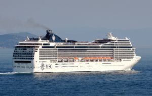 MSC Magnifica helped to turn around what seemed a very poor season